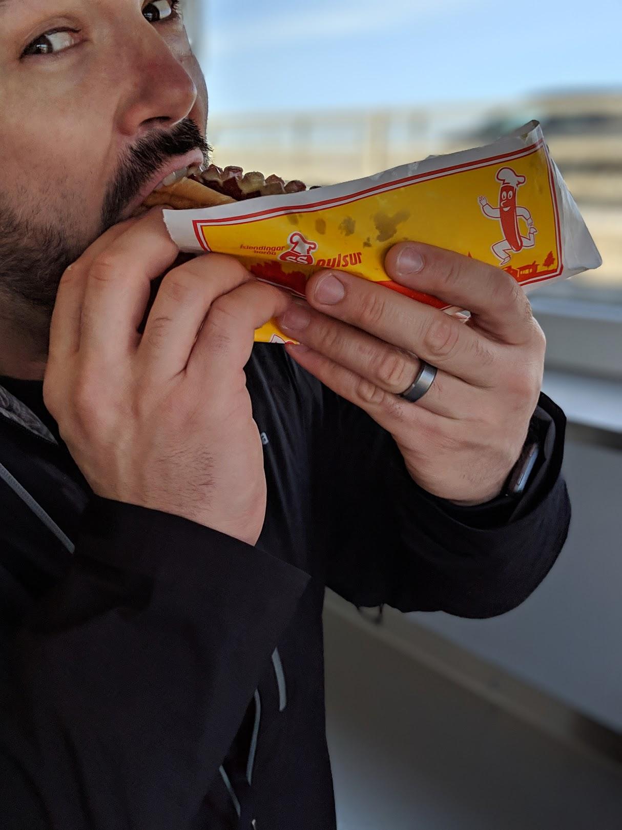 Pylsa aka: Best. Hotdogs. Ever.